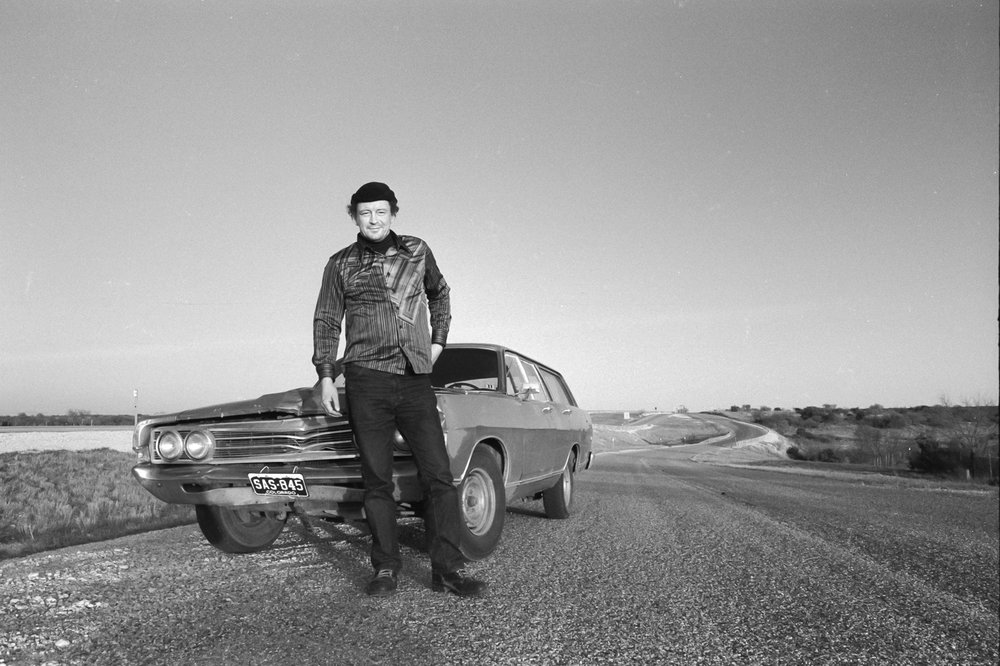 I-10, Texas, 1983
