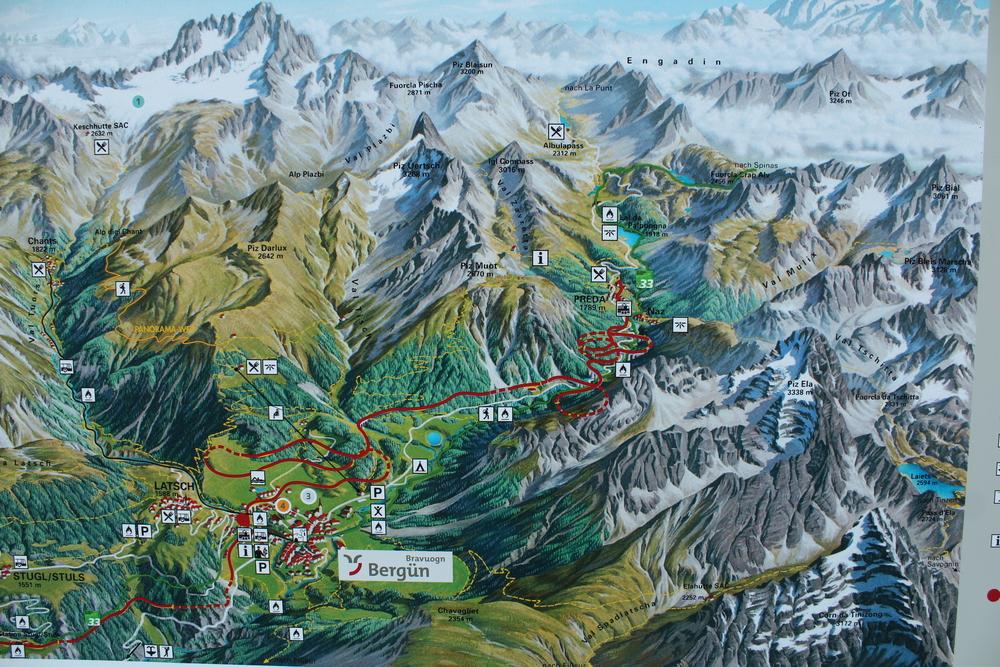 Bergün-Filisur Tourismus