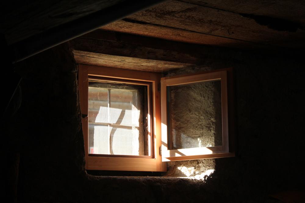 Naz Fenster Preda Maiensäss