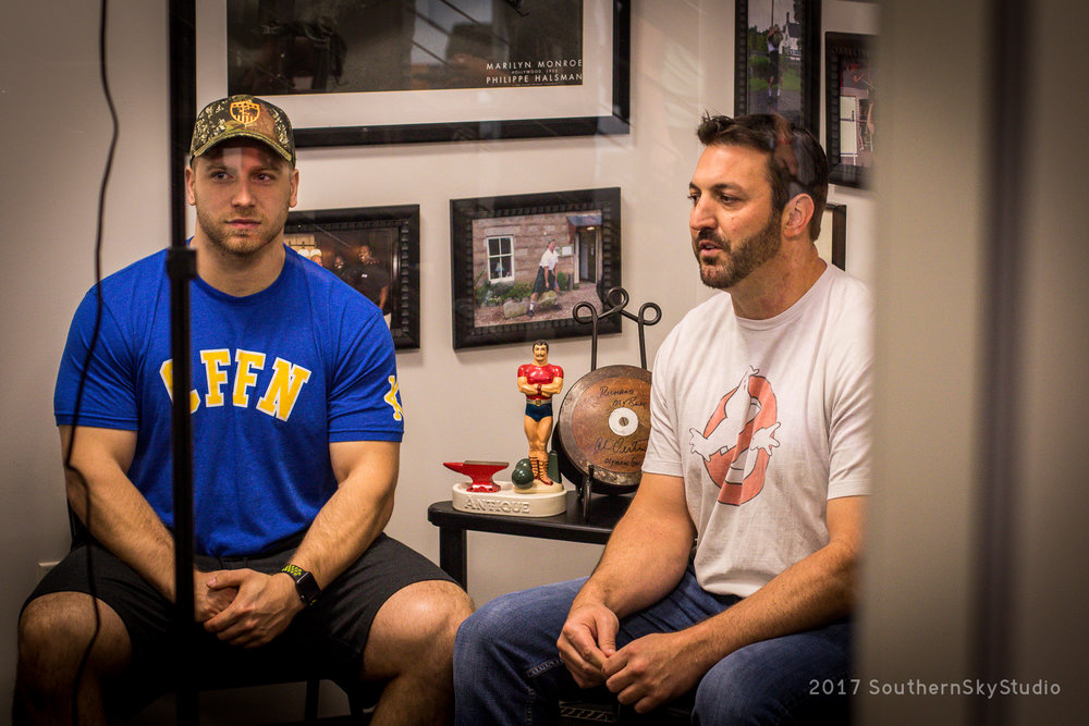 Wes Kitts, Dave Spitz (Cal Strength)