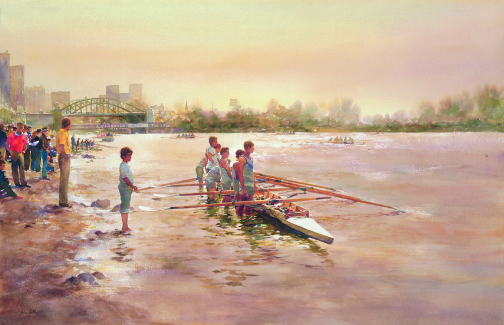 ROWING PRINTS