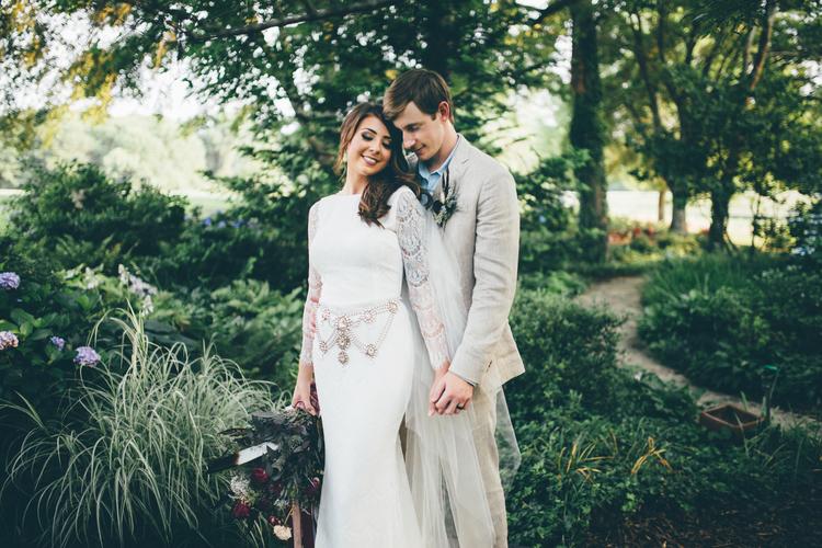 8e51121b546a7 Southern VintageBlogBoho Vintage Garden Dream - Bridal Q A