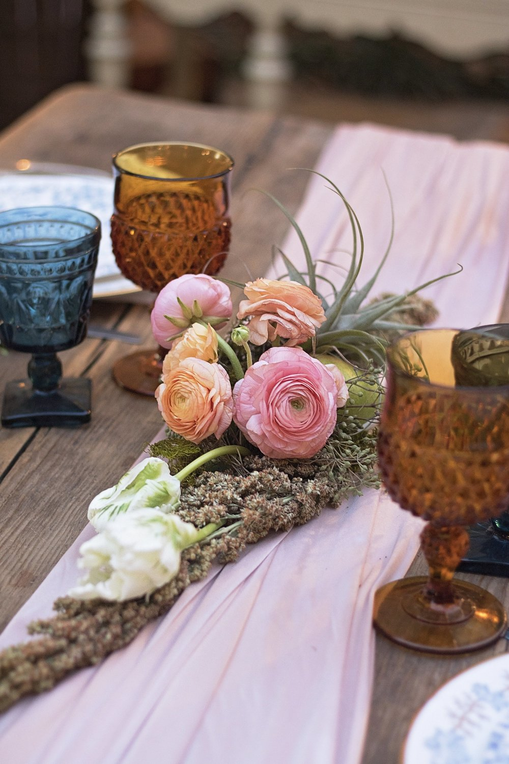 Where the Wild Things Are Southern Vintage Tablescape