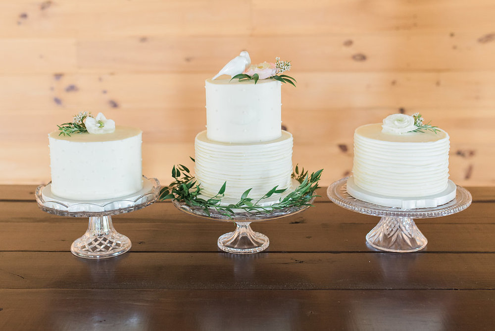 Cake Stands. - To display beautiful creations by Sweet Creations by Candi.