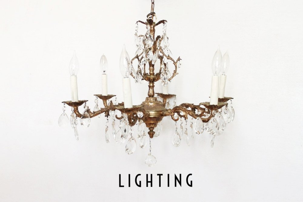 Macon Georgia Lighting Chandelier Rental