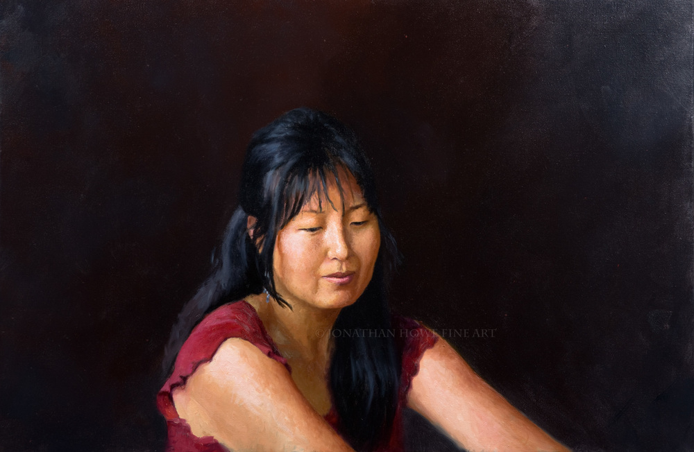 Oil on Linen - 20x30 in.