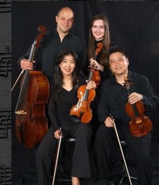 Helen Kim, Sou-Chun Su, violins; Catherine Lynn, viola; Joel Dallow, cello