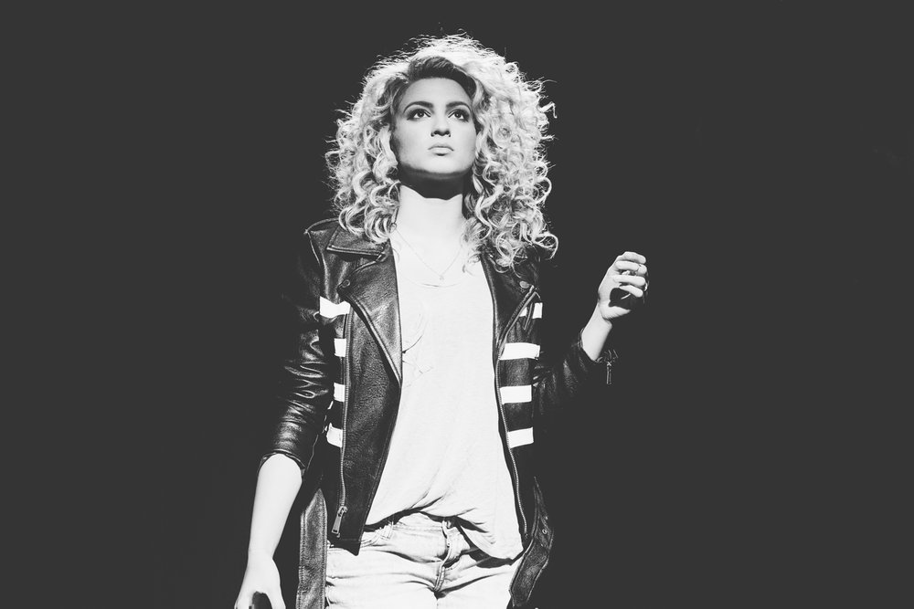 Behind The Scenes with Grammy-nominated artist Tori Kelly. Photograph by Adam Battaglia.