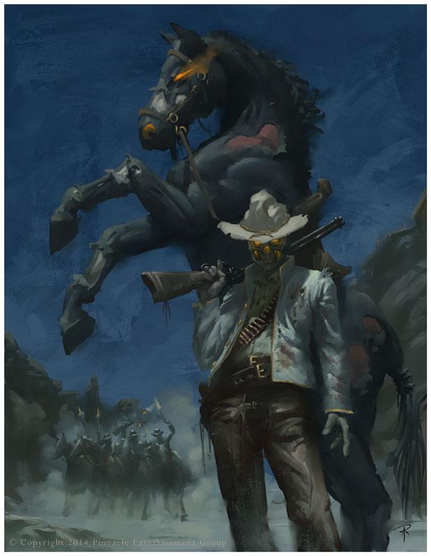 Dead Cowboy, Dead Horse