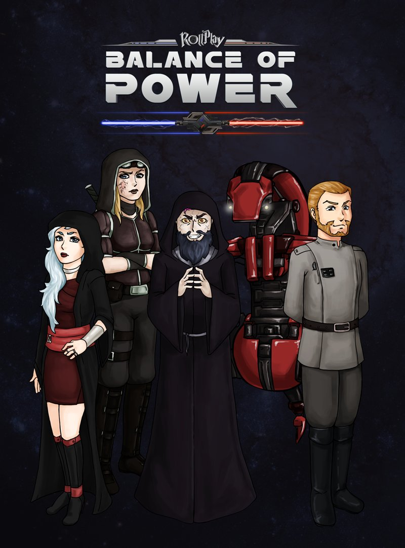 Balance of Power Fan Art