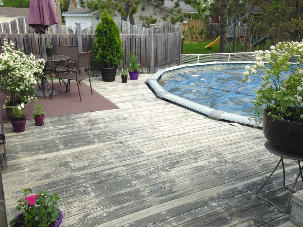 562 Newcastle Blvd - Beck Deck, Pool Level