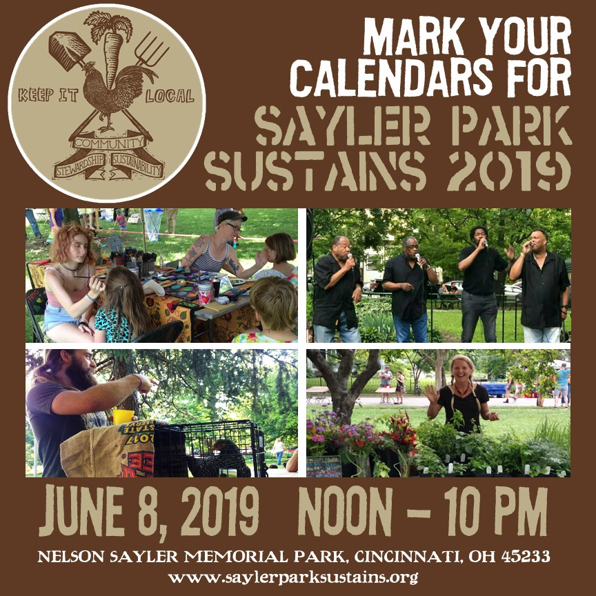 Sayler Park Sustains