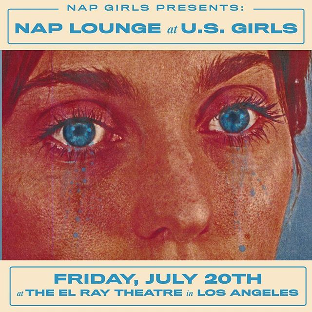 Feeling lucky? Tag a friend you'd take to @usgirls.and.remy to win 2 tix to their LA show this Friday 🎟😴 #NapLounge