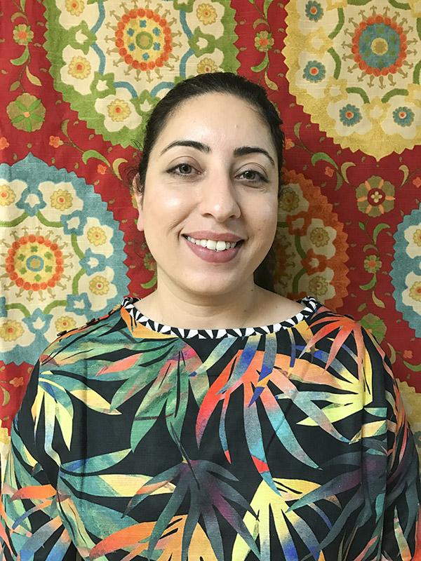 Sadia Ahmad