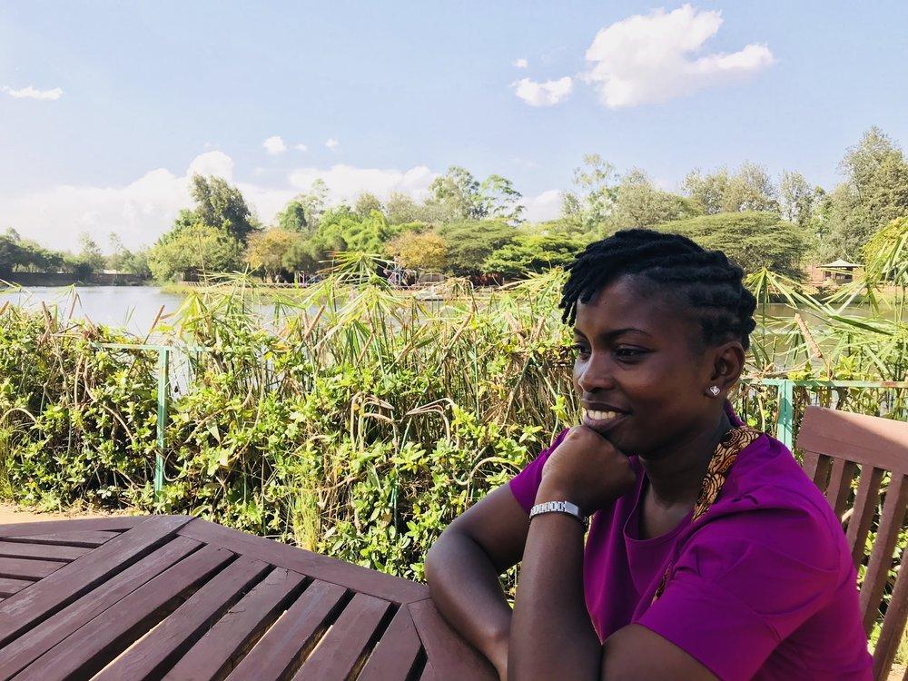 Grace Mwangi