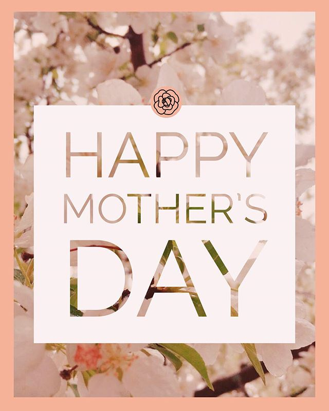 To all the mothers out there—thank you for all that you do. 💝