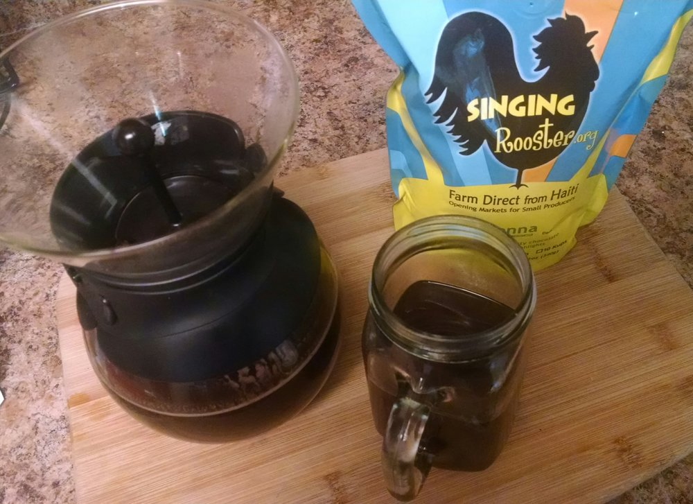 Singing Rooster - Vienna Blend Coffee