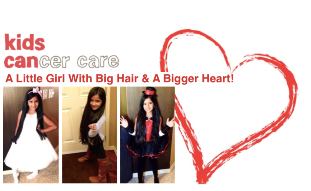 Niyah The girl with the big hair and bigger heart