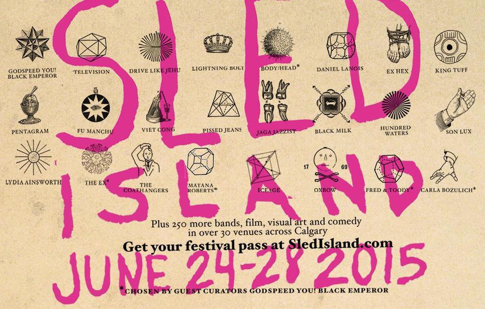 Hedkandi Sled Island Calgary Promo