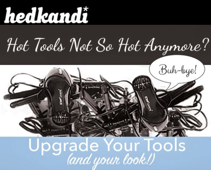 Hedkandi Salon Hot Tool Promotion Calgary May
