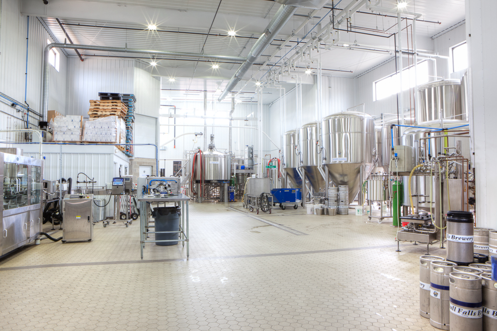 Brewing facilities