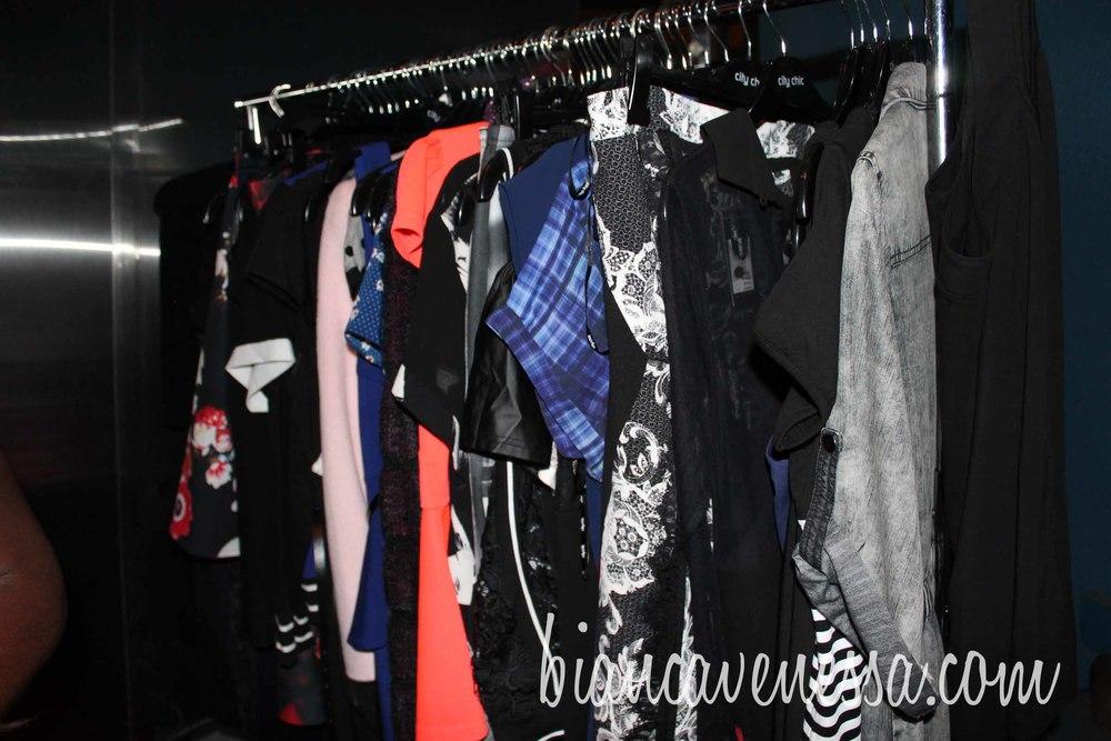 Bianca Venessa Clothing Rack