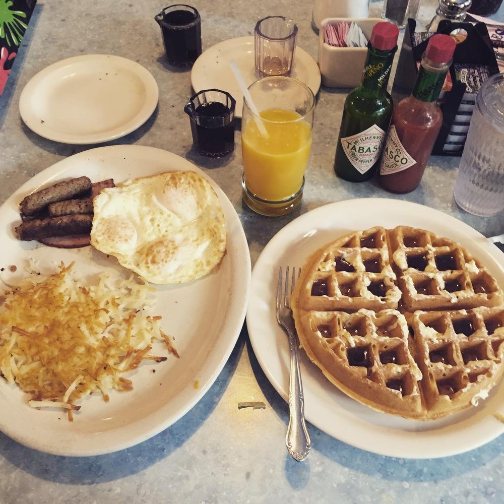 waffles bianca venessa