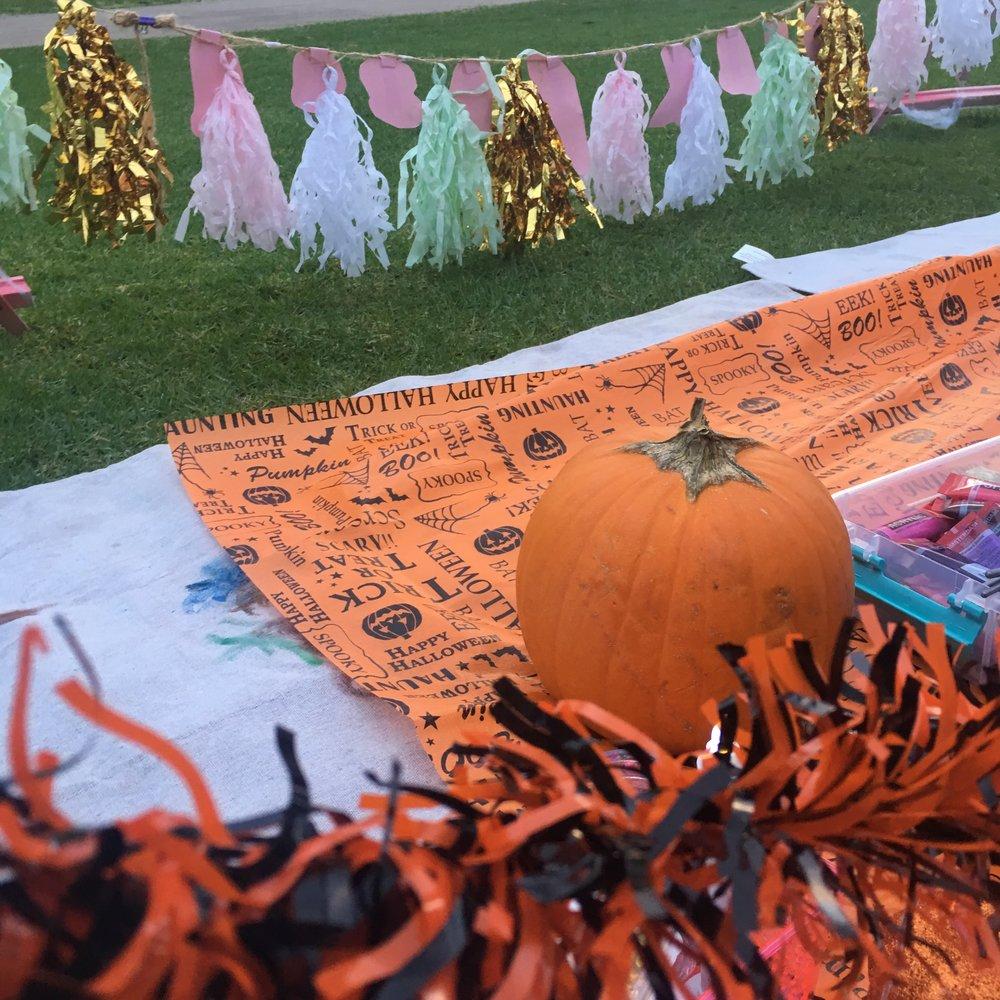 Halloween Pumpkins - Reserve Your Spot!