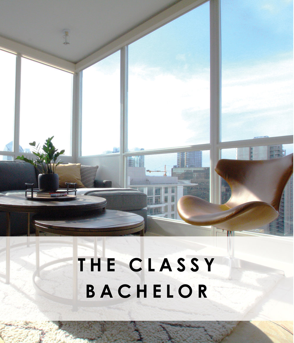 THE CLASSY BACHELOR