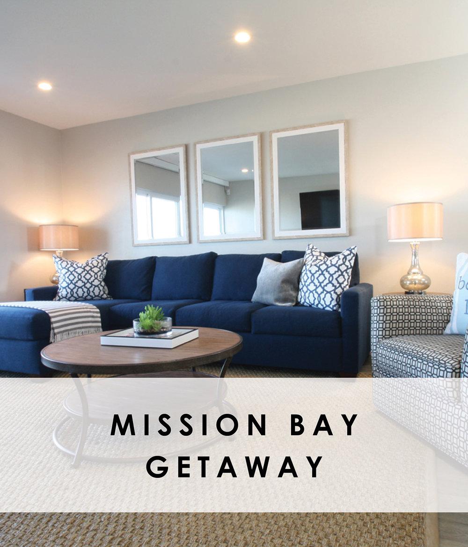 Mission Bay Getaway