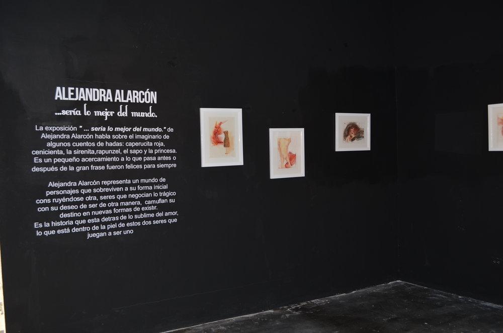 """ALEJANDRA ALARCON """"...SERIA LO MEJOR DEL MUNDO""""   DISTRITO 14 / MONTERREY, N.L    AGOSTO 2013"""