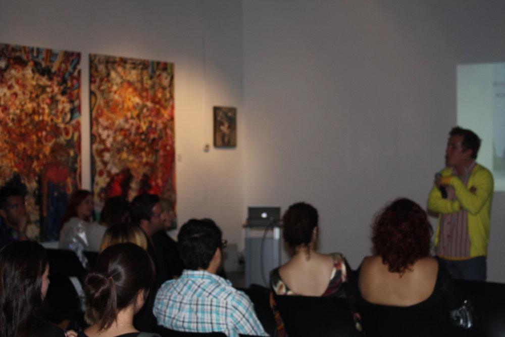 CONFERENCIA JORGE DUQUE   DISTRITO 14 / MONTERREY, N.L   FEBRERO 2012
