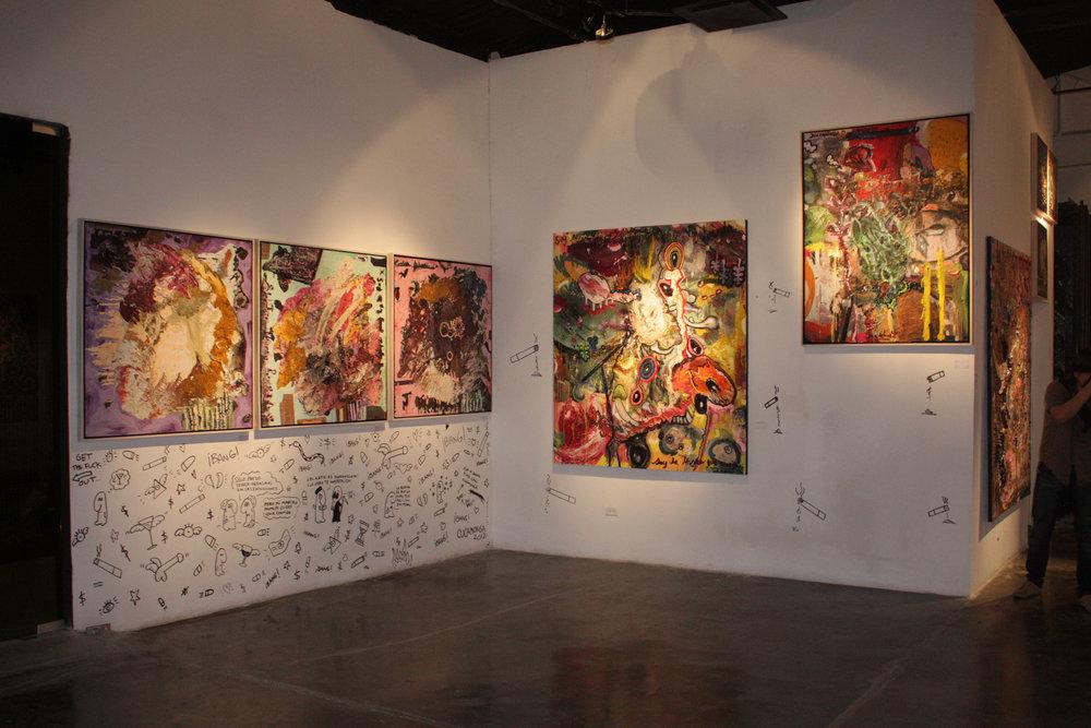 """RAUL CERRILLO """"LA VIDA ES UN CIGARRILLO""""   DISTRITO 14 /MONTERREY, N.L  MARZO 2012"""