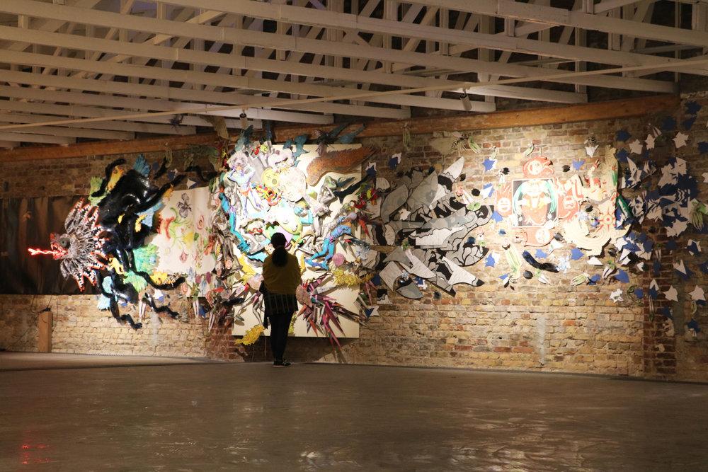 SHAPED IN MEXICO (TERCERA EDICION)    Gericke + Paffrath Gallery / DÜSSELDORF, ALEMANIA   MAYO 2017