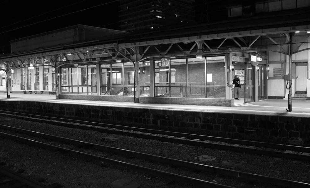 Railway- Amanda He, Japan, 2014
