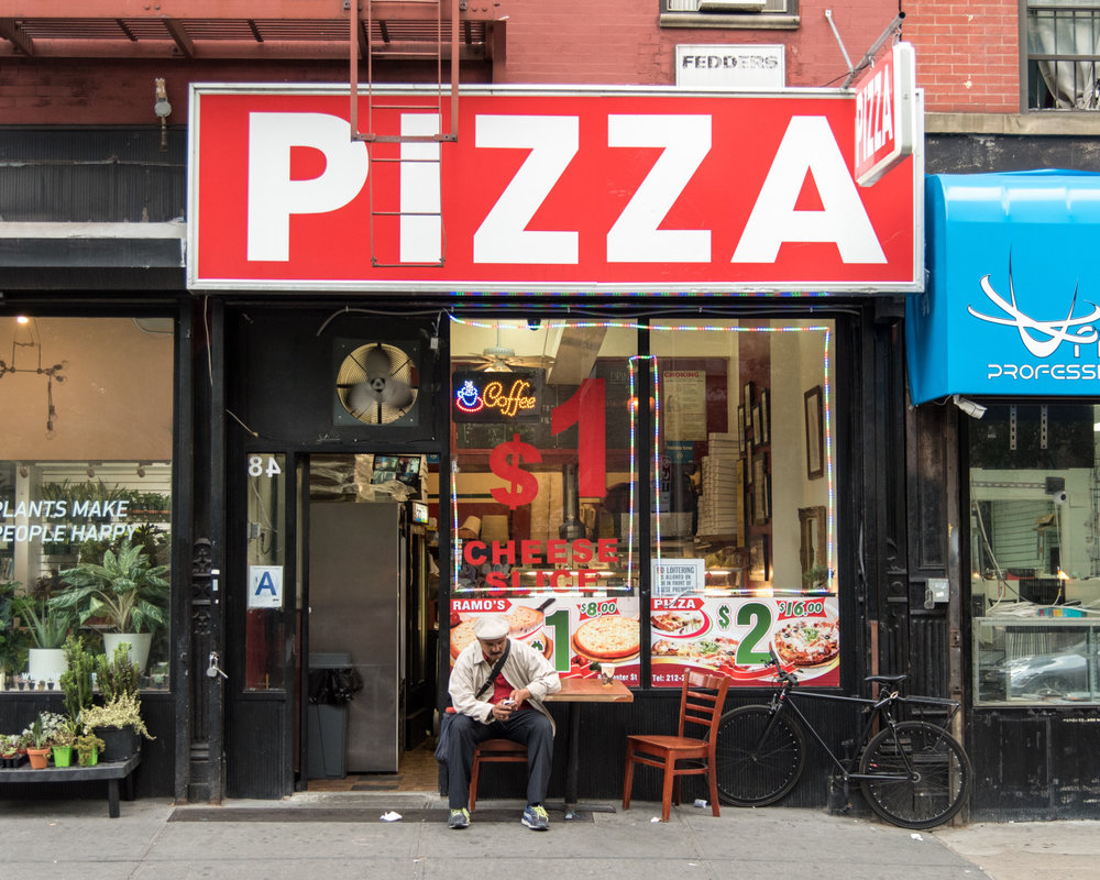 Pizza NYC