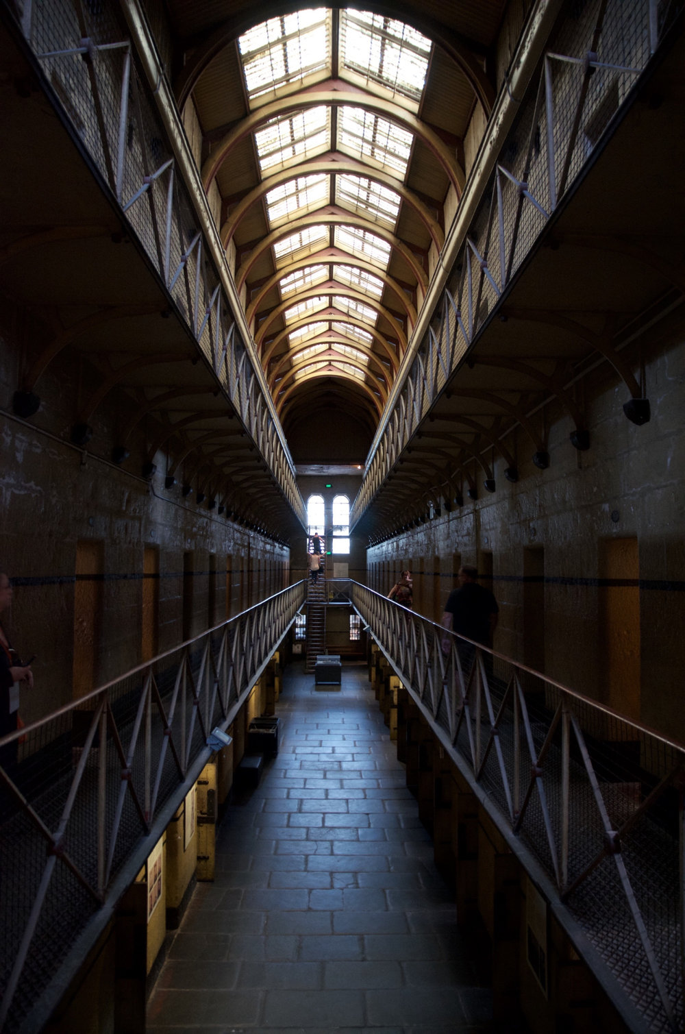The Old Melbourne Gaol, Melbourne, Australia.