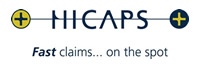 Hicaps available at Healesville Osteopathy