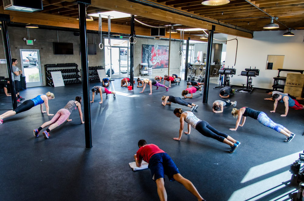 CrossFit Horsepower: Hermosa Beach Photo by: Richard Allison