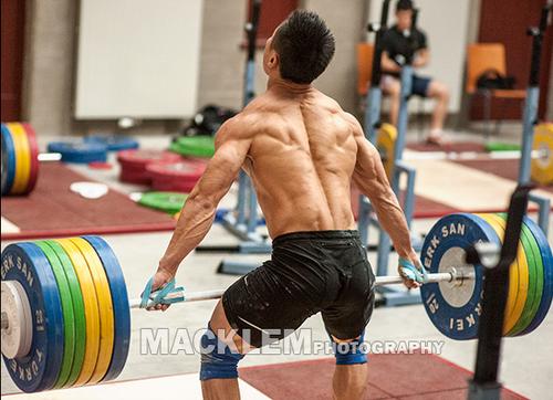 Lu Xiaojun | 2013 World Championships Photo by Macklem Photography