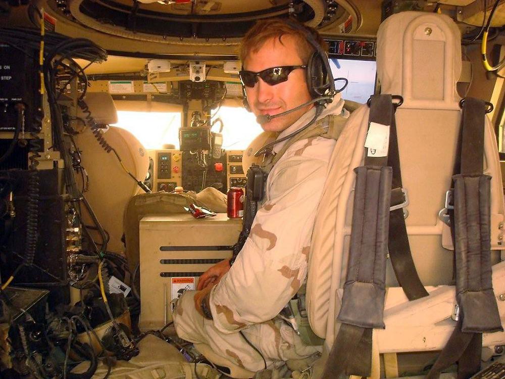 Staff Sgt. Jack M. Martin III