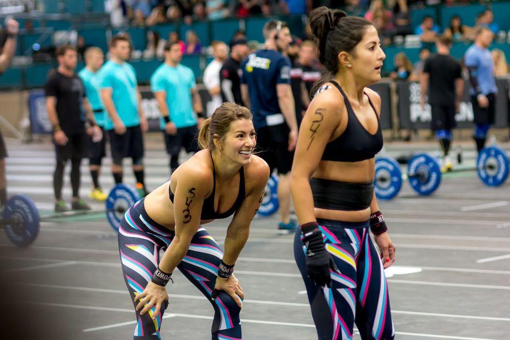 Jen & Angelina | 2014 CrossFitRegionals