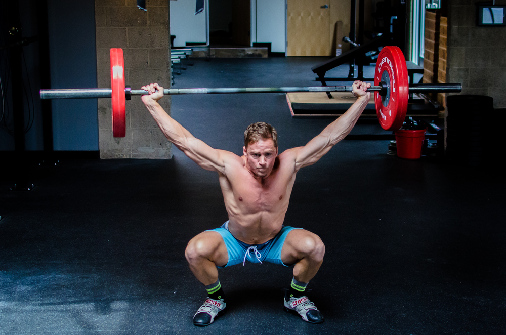 Dan Wells | 2015 CrossFit Games Masters Athlete
