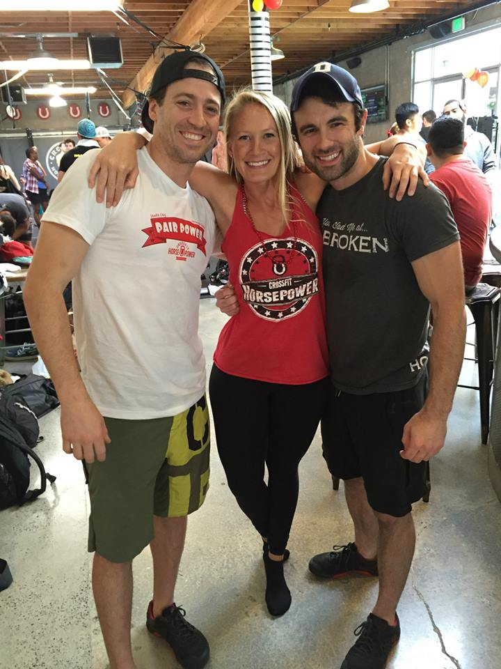 Coach Shaun, Ashley & Coach Chris @ Horsepower: Hermosa Beach