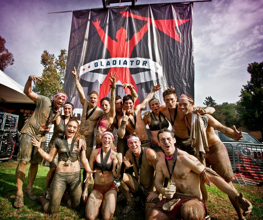 Gladiator Rock N Run circa 2012