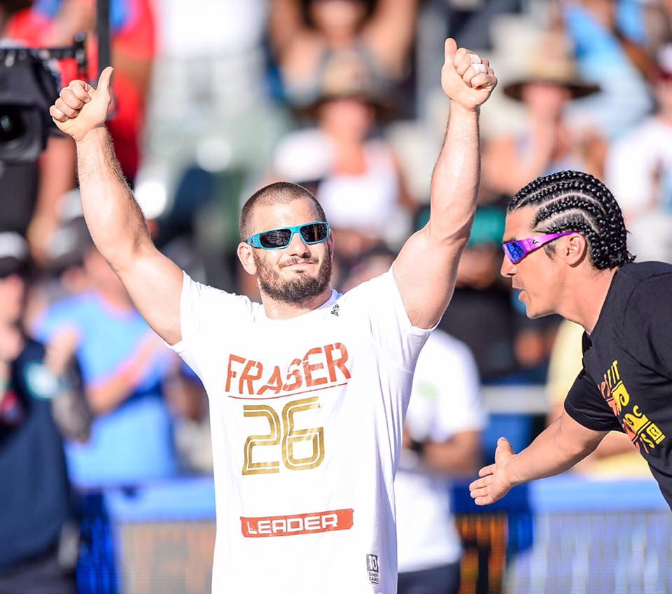 2016 CrossFit Games Champion - Matt Fraser