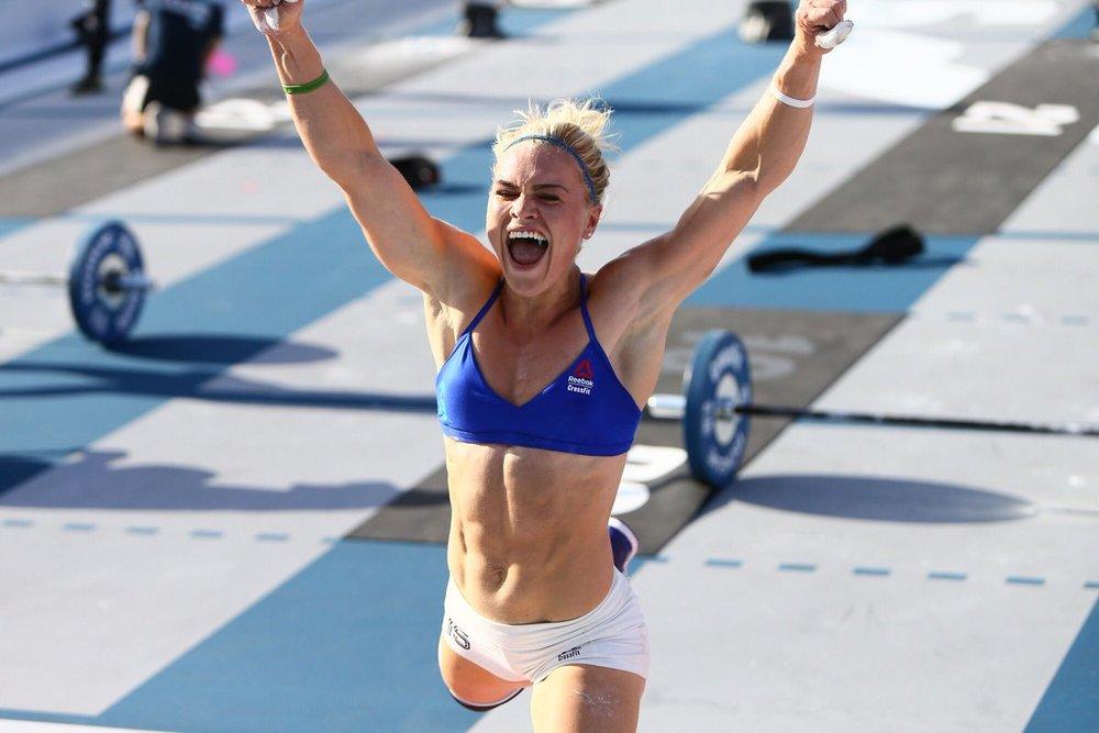 2016 CrossFit Games Champion - Katrin Davidsdottir