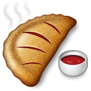 Seinfeld Calzone Emoji