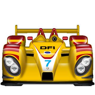 2008 DHL RS Spyder.png