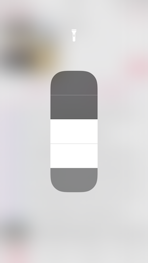Apple iOS 11 Control Center Flashlight Brightness Control
